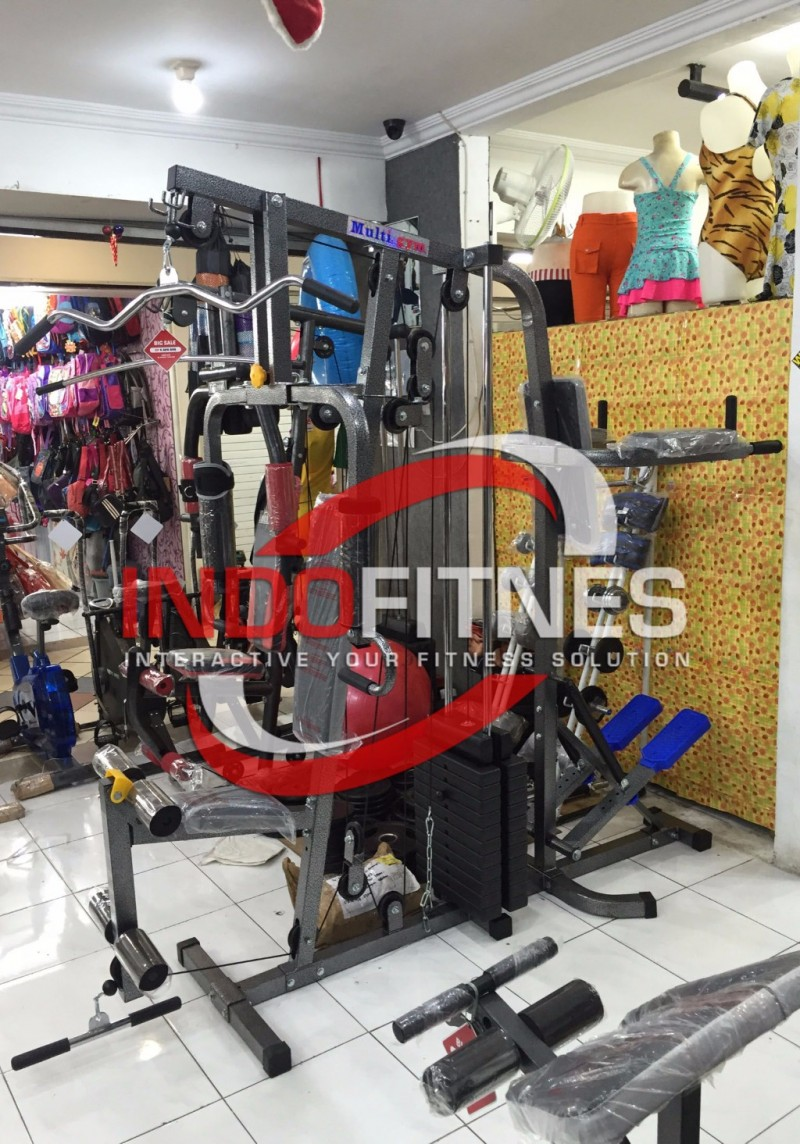 Home Gym ID-1500 (2sisi)