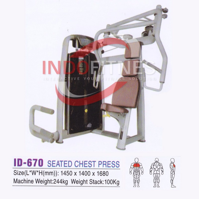 ID-670 Seated Chest Press