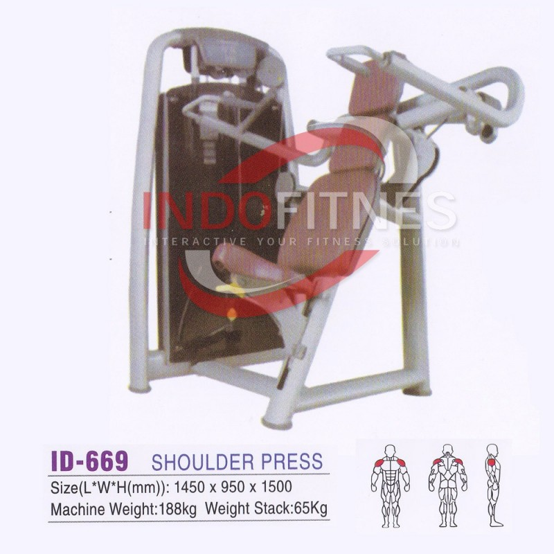 ID-669 Shoulder Press