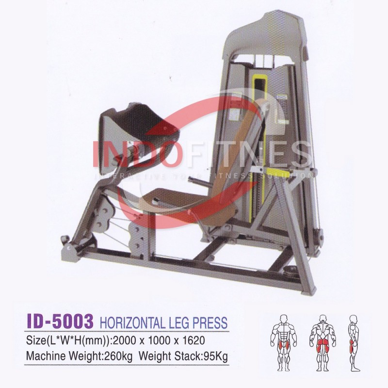 ID-5003 Horizontal Leg Press