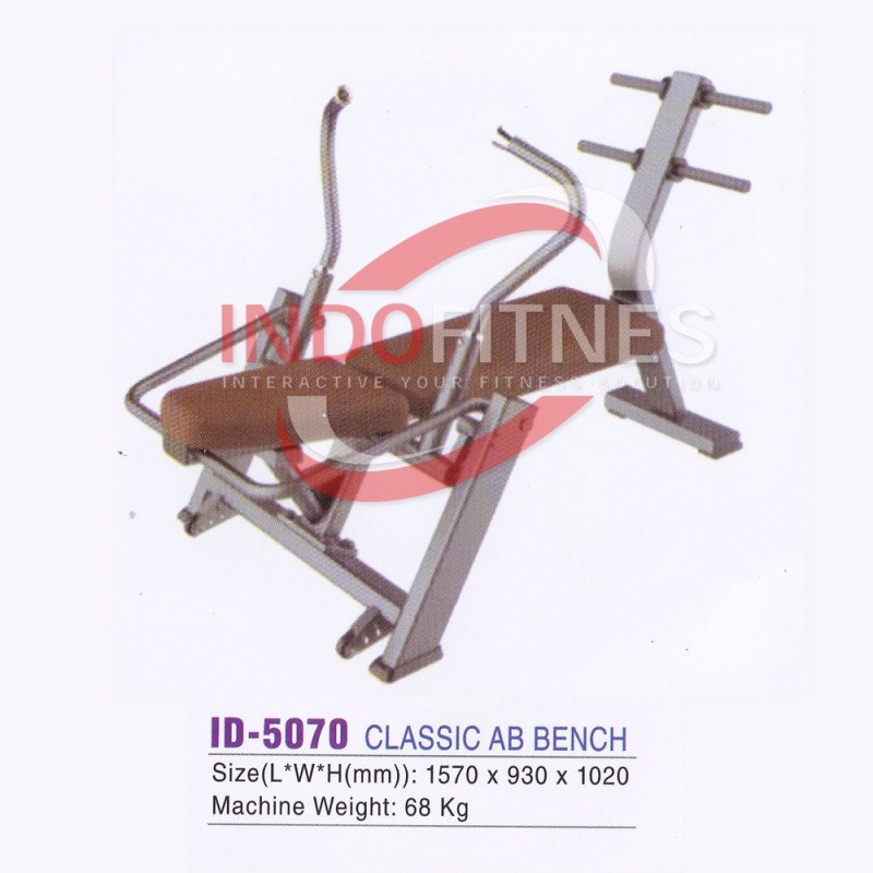 ID-5070 Classic AB Bench