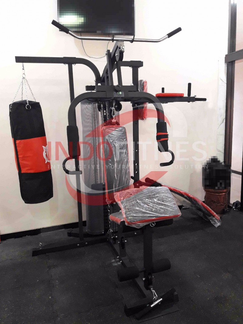 Home Gym HG-031C + Samsak (3 sisi)