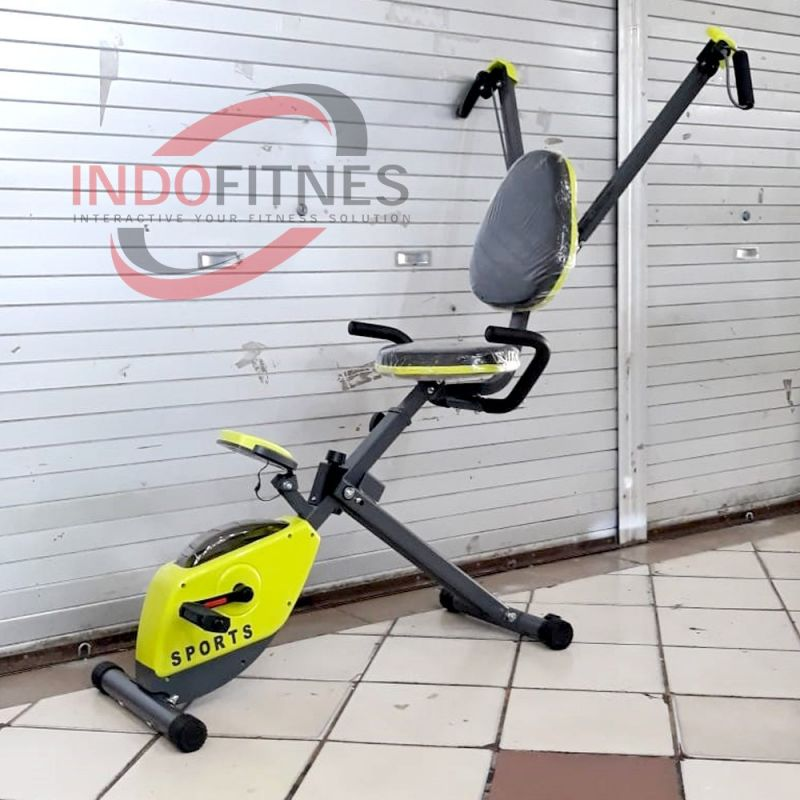 Recumbent X-Bike ID-360