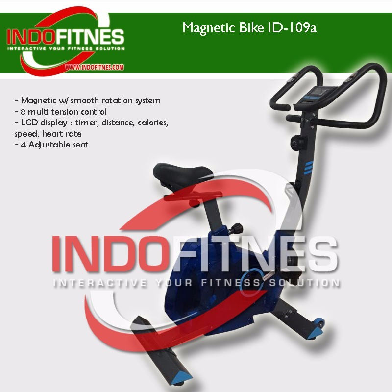Medium Magnetic Bike ID-109a
